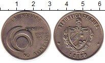 Изображение Монеты Куба 1 песо 1979 Медно-никель UNC-