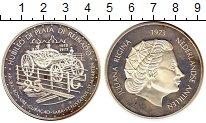 Изображение Монеты Антильские острова 25 гульденов 1973 Серебро Proof- Карета,Выдающиеся ли