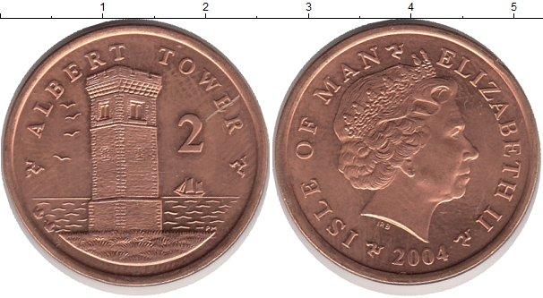 Великобритания 2 пенса 1996 год елизавета ii