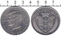 Изображение Монеты Ниуэ 5 долларов 1988 Медно-никель UNC-