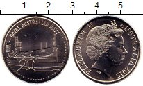Изображение Мелочь Австралия 20 центов 2015 Медно-никель UNC