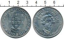 Изображение Монеты Португалия 100 эскудо 1981 Медно-никель UNC-