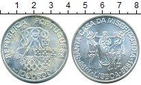 Изображение Монеты Португалия 1000 эскудо 1998 Серебро UNC 500  лет  Церкви Мил