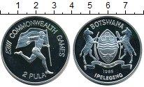 Изображение Монеты Ботсвана 2 пула 1986 Медно-никель UNC