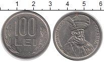 Изображение Монеты Румыния 100 лей 1995 Медно-никель XF Республика Румыния (
