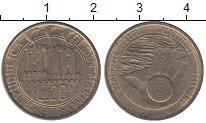 Изображение Монеты Сан-Марино 20 лир 1977 Латунь UNC