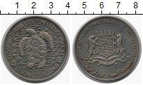 Изображение Монеты Сомали 25 шиллингов 1984 Медно-никель UNC-