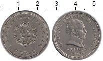 Изображение Монеты Уругвай 1 песо 1960 Медно-никель XF