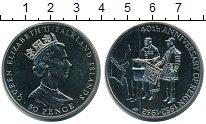 Изображение Монеты Великобритания Фолклендские острова 50 пенсов 1992 Медно-никель UNC