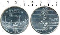 Изображение Монеты Финляндия 10 марок 1971 Серебро UNC-