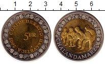 Изображение Монеты Швейцария 5 франков 2003 Биметалл UNC-