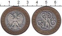Изображение Монеты Польша 20000 злотых 1991 Биметалл UNC-