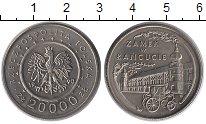 Изображение Монеты Польша 20000 злотых 1993 Медно-никель UNC- Замок