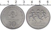 Изображение Монеты ГДР 10 марок 1988 Медно-никель UNC- Спорт ГДР