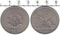 Изображение Монеты ГДР 10 марок 1972 Медно-никель UNC-