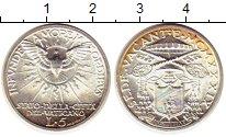 Изображение Монеты Ватикан 5 лир 1939 Серебро UNC-
