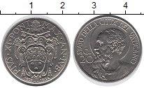 Изображение Монеты Ватикан 20 сентим 1934 Медно-никель XF+