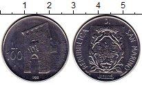Изображение Монеты Сан-Марино 100 лир 1988 Сталь UNC- Архитектура
