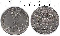 Изображение Монеты Ватикан 2 лиры 1931 Медно-никель XF+