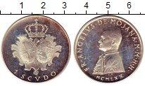 Изображение Монеты Мальтийский орден 1 скудо 1970 Серебро Proof- Корона,Моджана
