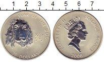 Изображение Монеты Соломоновы острова 25 долларов 2006 Серебро Proof-