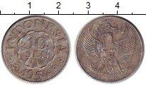 Изображение Дешевые монеты Индонезия 10 сен 1954 Алюминий VF