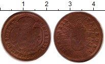 Изображение Монеты Венгрия 1 денар 1767 Медь VF
