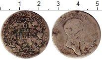 Изображение Монеты Пруссия 1/6 талера 1812 Серебро VF Фридрих  Вильгельм I