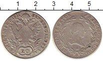 Изображение Монеты Австрия 20 крейцеров 1811 Серебро XF-