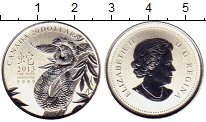 Изображение Монеты Канада 20 долларов 2013 Серебро Proof