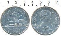Изображение Монеты Канада 1 доллар 1981 Серебро XF