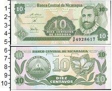 Изображение Боны Никарагуа 10 кордоба 1991  UNC
