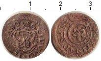 Изображение Монеты Рига 1 шиллинг 1640 Серебро VF