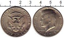 Изображение Монеты США 1/2 доллара 1973 Медно-никель XF+ D