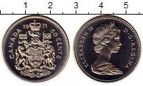 Изображение Монеты Канада 50 центов 1971 Медно-никель UNC-