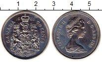 Изображение Монеты Канада 50 центов 1981 Медно-никель UNC-