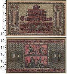 Изображение Банкноты Германия : Нотгельды 100 марок 1918   <br>&nbsp;