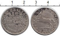 Изображение Монеты Германия Брауншвайг-Люнебург-Каленберг-Ганновер 1/12 талера 1782 Серебро XF-