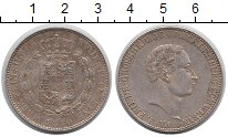Изображение Монеты Германия Мекленбург-Шверин 2/3 талера 1840 Серебро XF