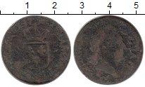 Изображение Монеты Франция 1/2 соля 0 Медь VF
