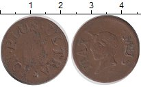 Изображение Монеты Франция жетон 1827 Бронза VF