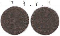 Изображение Монеты Испания номинал 1698 Медь VF
