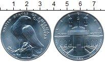 Изображение Монеты США 1 доллар 1984 Серебро UNC
