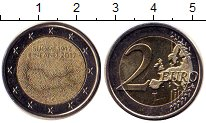 Изображение Монеты Финляндия 2 евро 2017 Биметалл UNC- 100-летие независимо