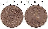 Изображение Монеты Австралия 50 центов 1982 Медно-никель XF