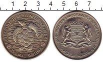 Изображение Монеты Сомали 25 шиллингов 1983 Медно-никель UNC- Международная конфер