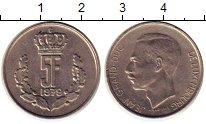 Изображение Монеты Люксембург 5 франков 1979 Медно-никель XF Герцог Жан