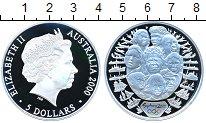 Изображение Монеты Австралия 5 долларов 2000 Серебро Proof