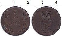 Изображение Монеты Швеция 2 эре 1906 Бронза XF