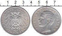 Изображение Монеты Германия Бавария 5 марок 1906 Серебро XF